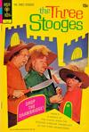 Cover for The Three Stooges (Western, 1962 series) #55 [Gold Key Variant]