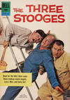 Cover for The Three Stooges (Dell, 1961 series) #9