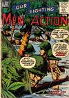 Cover for Men in Action (Farrell, 1957 series) #2