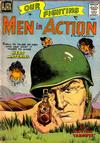 Cover for Men in Action (Farrell, 1957 series) #4