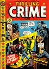 Cover for Thrilling Crime Cases (Star Publications, 1950 series) #41