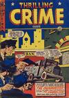Cover for Thrilling Crime Cases (Star Publications, 1950 series) #42
