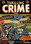 Cover for Thrilling Crime Cases (Star Publications, 1950 series) #44