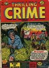 Cover for Thrilling Crime Cases (Star Publications, 1950 series) #45