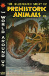 Cover for The World Around Us (Gilberton, 1958 series) #15 - The Illustrated Story of Prehistoric Animals