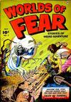 Cover for Worlds of Fear (Fawcett, 1952 series) #5