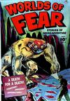 Cover for Worlds of Fear (Fawcett, 1952 series) #6