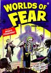 Cover for Worlds of Fear (Fawcett, 1952 series) #7