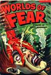 Cover for Worlds of Fear (Fawcett, 1952 series) #9