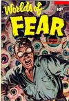 Cover for Worlds of Fear (Fawcett, 1952 series) #10