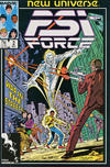 Cover for Psi-Force (Marvel, 1986 series) #2 [Direct]