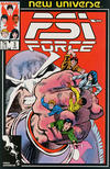 Cover for Psi-Force (Marvel, 1986 series) #3 [Direct]