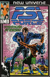 Cover for Psi-Force (Marvel, 1986 series) #5 [direct]