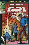 Cover for Psi-Force (Marvel, 1986 series) #7 [Direct]