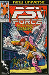 Cover for Psi-Force (Marvel, 1986 series) #8 [Direct]