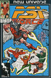 Cover for Psi-Force (Marvel, 1986 series) #10 [direct]