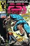 Cover for Psi-Force (Marvel, 1986 series) #15