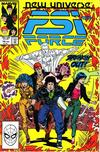 Cover for Psi-Force (Marvel, 1986 series) #16