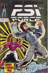 Cover for Psi-Force (Marvel, 1986 series) #18