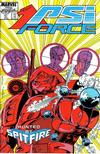Cover for Psi-Force (Marvel, 1986 series) #21
