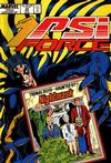Cover for Psi-Force (Marvel, 1986 series) #22