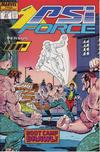 Cover for Psi-Force (Marvel, 1986 series) #23
