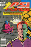 Cover for Psi-Force (Marvel, 1986 series) #27