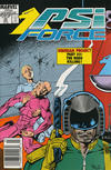 Cover for Psi-Force (Marvel, 1986 series) #29