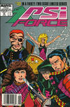 Cover for Psi-Force (Marvel, 1986 series) #32