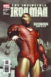 Cover for Iron Man (Marvel, 2005 series) #2