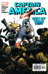 Cover for Captain America (Marvel, 2005 series) #3 [Direct Edition]