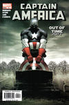 Cover for Captain America (Marvel, 2005 series) #4 [Direct Edition]