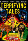 Cover for Terrifying Tales (Star Publications, 1953 series) #11