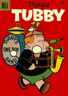 Cover for Marge's Tubby (Dell, 1953 series) #17