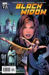Cover for Black Widow (Marvel, 2004 series) #4