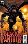 Cover for Black Panther (Marvel, 2005 series) #1 [Direct Edition]