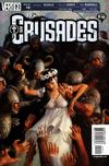 Cover for The Crusades (DC, 2001 series) #19