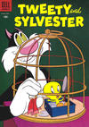 Cover for Tweety and Sylvester (Dell, 1954 series) #8
