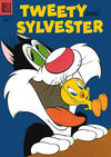 Cover for Tweety and Sylvester (Dell, 1954 series) #9