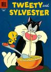 Cover for Tweety and Sylvester (Dell, 1954 series) #13