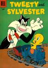 Cover for Tweety and Sylvester (Dell, 1954 series) #14