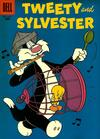 Cover for Tweety and Sylvester (Dell, 1954 series) #18