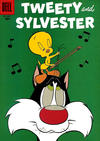 Cover for Tweety and Sylvester (Dell, 1954 series) #19