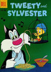Cover for Tweety and Sylvester (Dell, 1954 series) #27