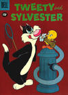 Cover for Tweety and Sylvester (Dell, 1954 series) #32