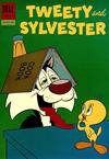 Cover for Tweety and Sylvester (Dell, 1954 series) #37