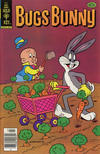 Cover for Bugs Bunny (Western, 1962 series) #210 [Gold Key Variant]