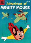 Cover for Adventures of Mighty Mouse (Dell, 1959 series) #144