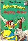 Cover for Adventures of Mighty Mouse (St. John, 1955 series) #127