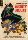Cover for Adventures of Mighty Mouse (Western, 1962 series) #158